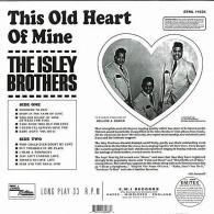 The Isley Brothers (Зе Ислей Бротерс): This Old Heart Of Mine