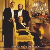 The Three Tenors (Три тенора): The Three Tenors Christmas (International)
