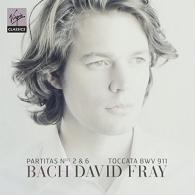 David Fray (Давид Фрай): Piano Works: Partitas Nos. 2 & 6. Toccata Bwv 911
