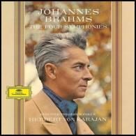 Herbert von Karajan (Герберт фон Караян): Brahms: The Four Symphonies