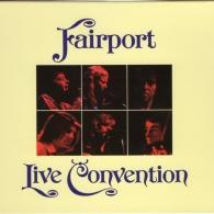 Fairport Convention (Фаирпонт Конвеншен): Live Convention