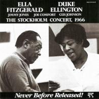 Ella Fitzgerald (Элла Фицджеральд): Stockholm Concert 1966