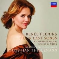 Renee Fleming (Рене Флеминг): Strauss: Four Last Songs