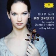 Hilary Hahn (Хилари Хан): Bach:Violin Concertos