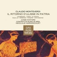 Nikolaus Harnoncourt (Николаус Арнонкур): Il Ritorno D'Ulisse In Patria (Daw50)