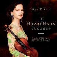 Hilary Hahn (Хилари Хан): Encores