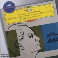 Wilhelm Kempff (Вильгельм Кемпф): Mozart: Piano Concertos Nos.8, 23 & 24