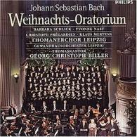 Gewandhausorchester Leipzig (Лейпцигский оркестр Гевандхауза): J.S. Bach: Weihnachts-Oratorium BWV 248