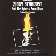 David Bowie (Дэвид Боуи): Ziggy Stardust And The Spiders From Mars - The Motion Picture Soundtrack