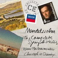 Wiener Philharmoniker (Венский филармонический оркестр): Mendelssohn: The Complete Symphonies