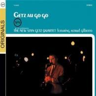 Stan Getz (Стэн Гетц): Getz Au Go-Go (Live)