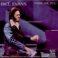 Bill Evans (Билл Эванс): From The 70's