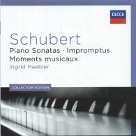 Ingrid Haebler: Schubert: The Piano Sonatas