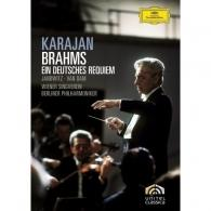 Herbert von Karajan (Герберт фон Караян): Brahms: Ein Deutsches Requiem, Op.45