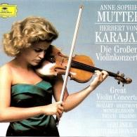 Anne-Sophie Mutter (Анне-Софи Муттер): The Great Violin Concertos