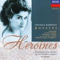 Cecilia Bartoli (Чечилия Бартоли): Rossini: Heroines