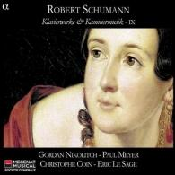 Nikolitch (Николич): Klavierwerke & Kammermusik IX