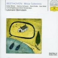 Leonard Bernstein (Леонард Бернстайн): Beethoven: Missa Solemnis