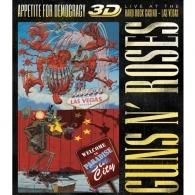 Guns N' Roses (Ганз н Роузес): Appetite For Democracy 3D: Live At The Hard Rock Casino