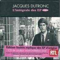 Jacques Dutronc (Жак Дютрон): L' Integrale Des Ep Vogue