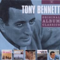 Tony Bennett (Тони Беннетт): Original Album Classics