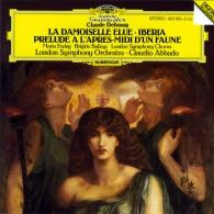 Claudio Abbado (Клаудио Аббадо): Debussy: La Damoiselle Elue/ Iberia