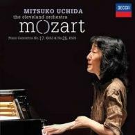 Mitsuko Uchida (Мицуко Утида): Mozart: Piano Concertos Nos.17 & 25