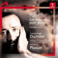 Francois-Rene Duchable (Франсуа Рене Де Шабель): Ravel : Conertos Pour Piano