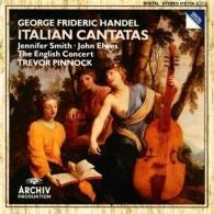 Trevor Pinnock (Тревор Пиннок): Handel: Italian Cantatas