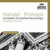 Trevor Pinnock (Тревор Пиннок): Handel Complete Orchestral Recording