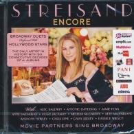 Barbra Streisand (Барбра Стрейзанд): Encore: Movie Partners Sing Broadway