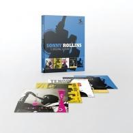 Sonny Rollins (Сонни Роллинз): 5 Original Albums: Concord