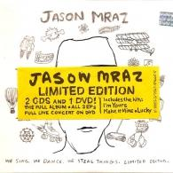 Jason Mraz (Джейсон Мраз): We Sing. We Dance. We Steal Things.