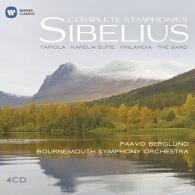 Paavo Berglund (Пааво Берглунд): Symphonies