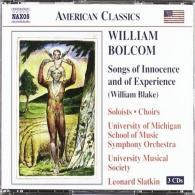 Leonard Slatkin (Леонард Слаткин): Bolcom: Songs Of Innocence And Of Experience