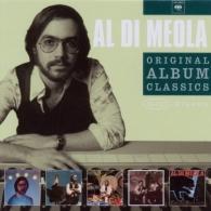 Al Di Meola (Аль ди Меола): Original Album Classics