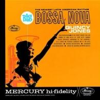 Quincy Jones (Куинси Джонс): Big Band Bossa Nova