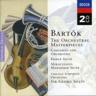 Georg Solti (Георг Шолти): Bartok:Works For Orchestra