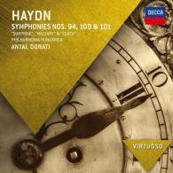 "Antal Dorati (Антал Дорати): Haydn: Symphonies ""Surprise"", ""Military"" & ""Clock"""