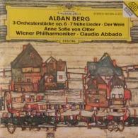 Claudio Abbado (Клаудио Аббадо): Berg: Seven Early Songs / Wine / Three Pieces for