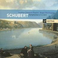 London Classical Players (Лондон Классикал Плеерс): Symphonies 4-6 & 8