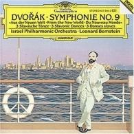 "Leonard Bernstein (Леонард Бернстайн): Dvorark: Symphony No.9 ""From The New World""; Slavo"