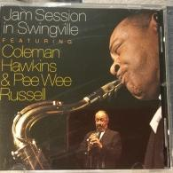Coleman Hawkins (Коулмен Хокинс): Jam Session In Swingville