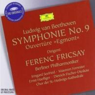 Ferenc Fricsay (Ференц Фричаи): Beethoven: Symph.9