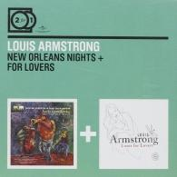 Louis Armstrong (Луи Армстронг): New Orleans Nights/ For Lovers