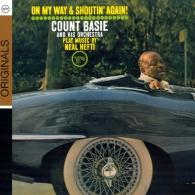 Count Basie (Каунт Бэйси): On My Way And Shoutin' Again