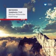 Rudolf Kempe (Рудольф Кемпе): Symphonies 7 & 8