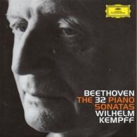 Wilhelm Kempff (Вильгельм Кемпф): Beethoven: The 32 Piano Sonatas