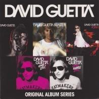 David Guetta (Дэвид Гетта): Original Album Series
