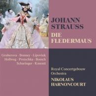 Nikolaus Harnoncourt (Николаус Арнонкур): Die Fledermaus